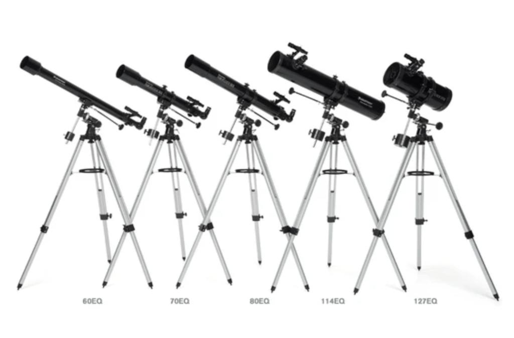 Celestron Telescope Comparison