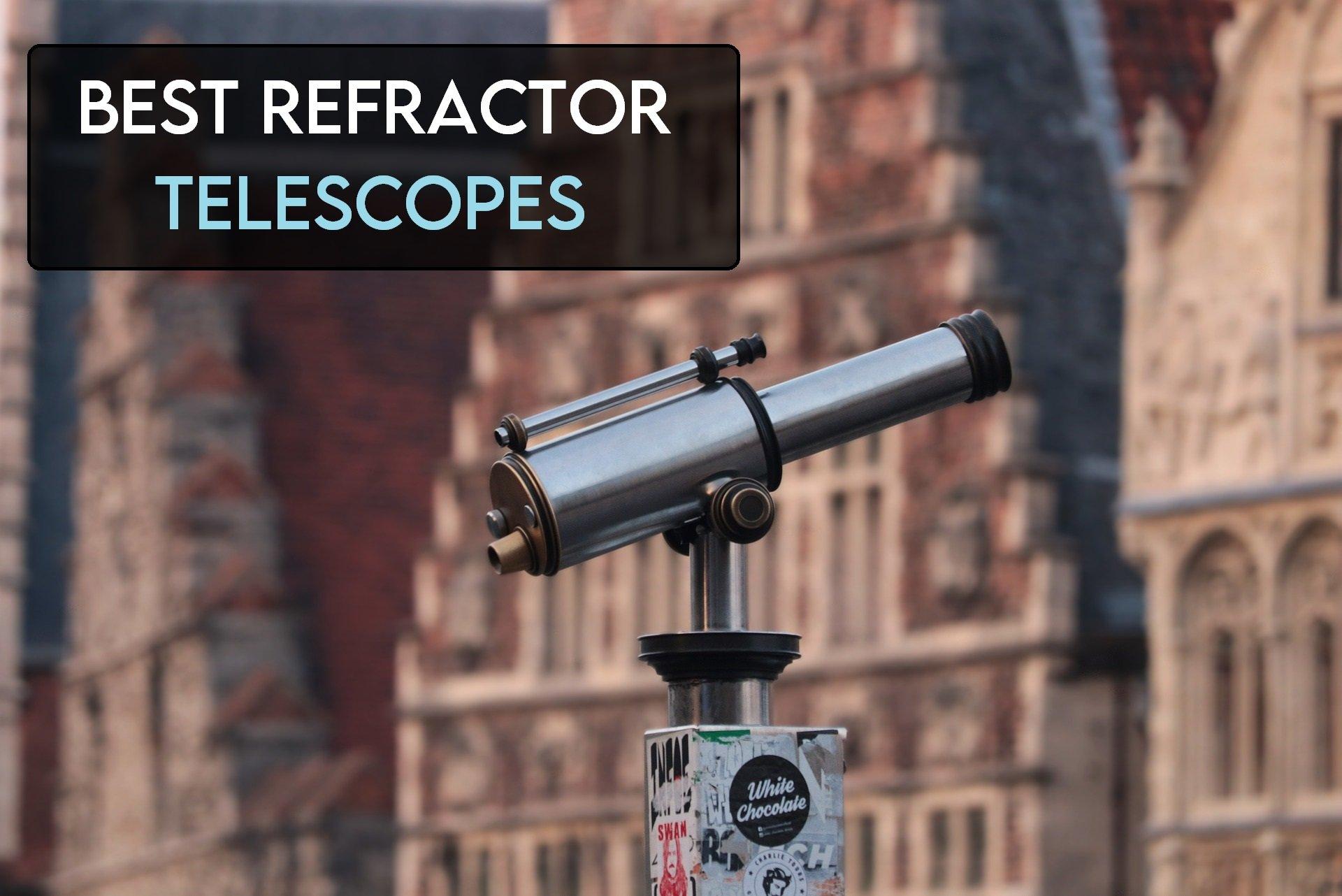 best refractor telescopes