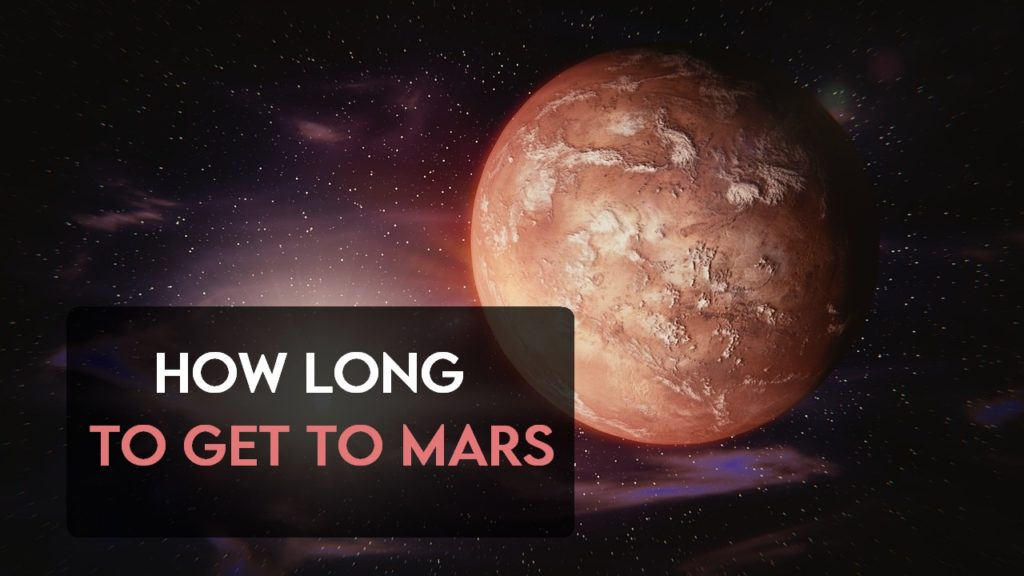 How Long To Get To Mars