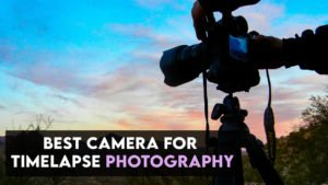 Best Camera for Timelapse Photography