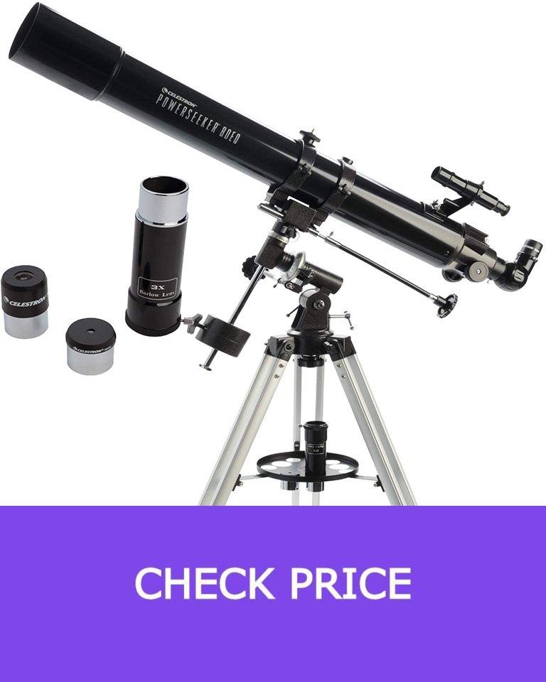 Celestron Powerseeker 80mm Telescope