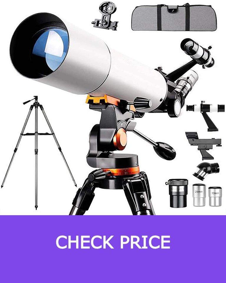 WSHZ 80mm refractor