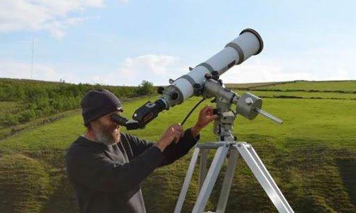 large dobsonian telescope