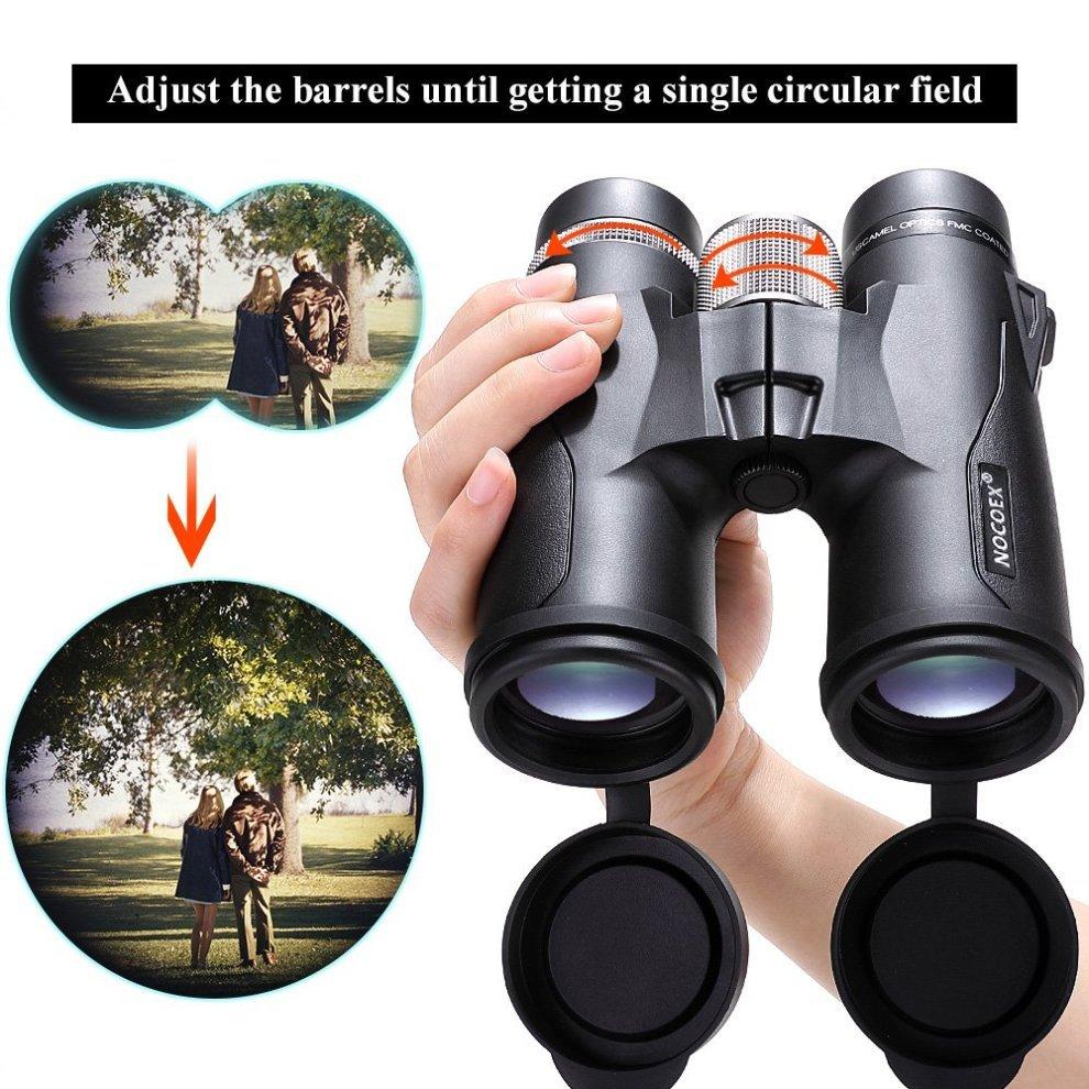 HD 10x42 Binoculars By NOCOEX