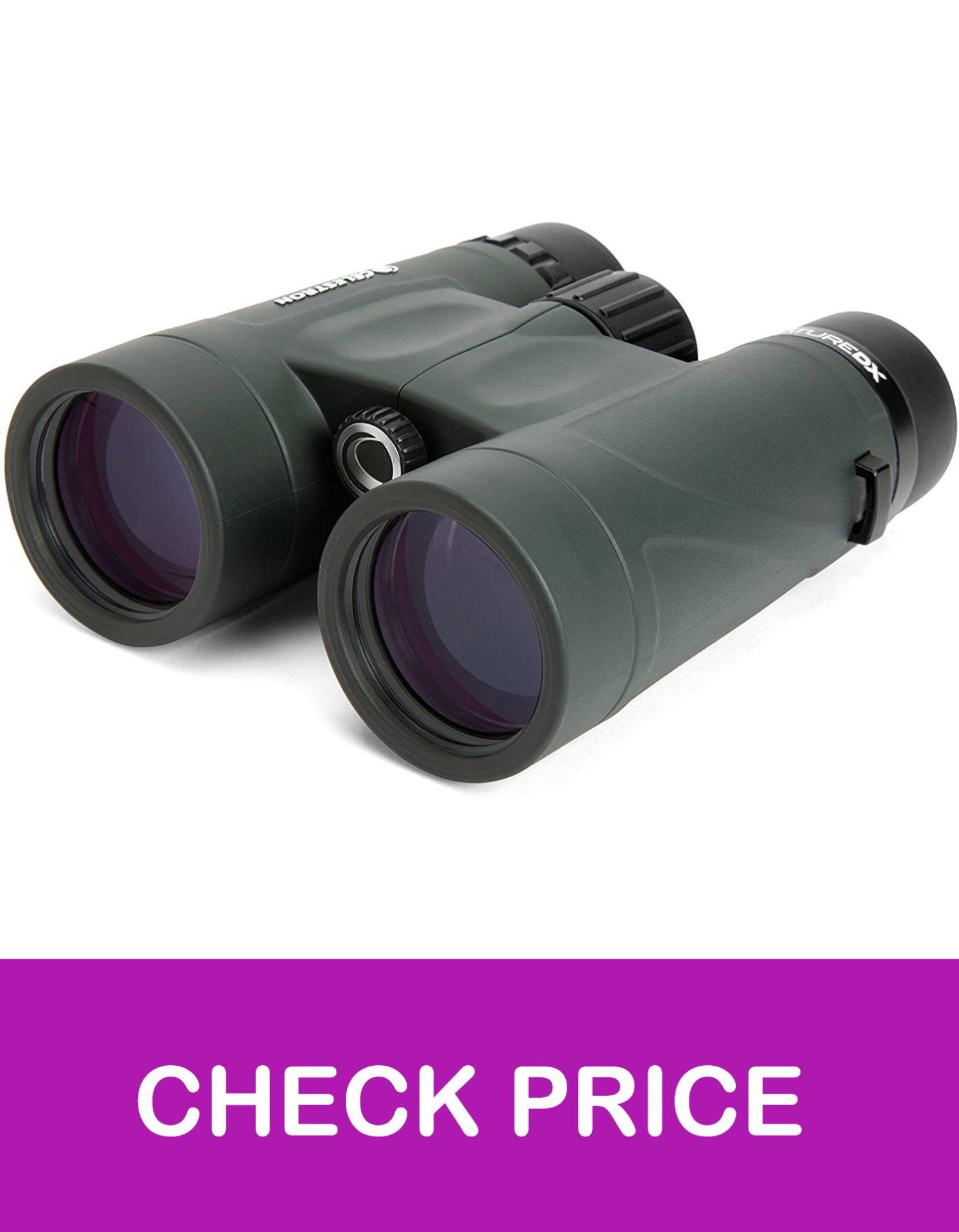 The Celestron Nature DX 10 x 42 Binocular