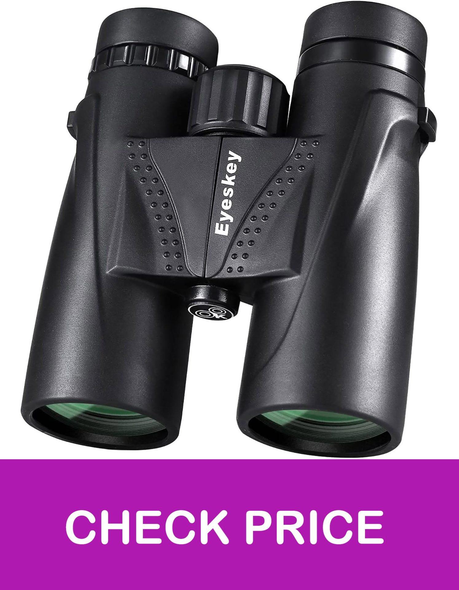 "Eyeskey ""Classic"" HD 10x42 Binoculars"
