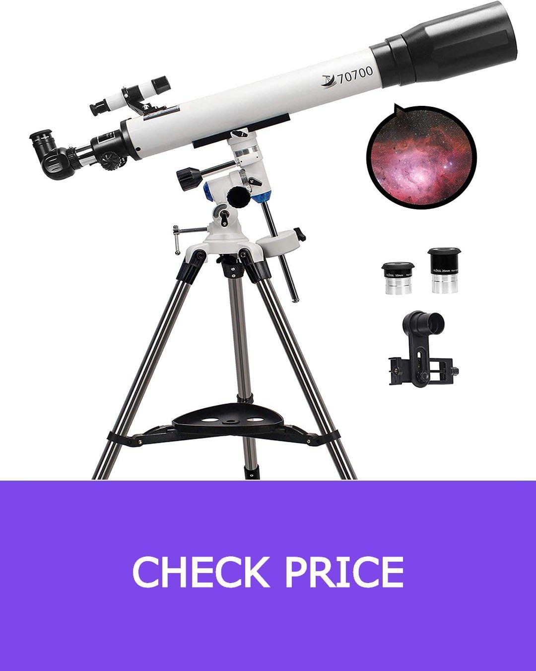 Solomark Telescope