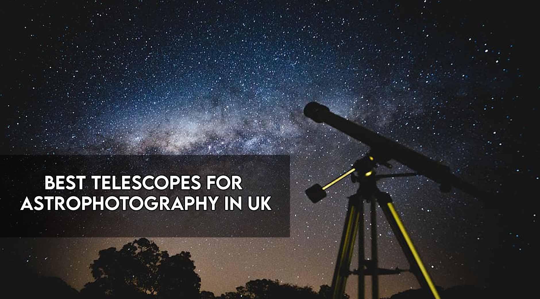 Telescope for Astronomy in UK